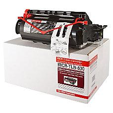 MicroMICR TLN 630 Lexmark 12A7462 Black