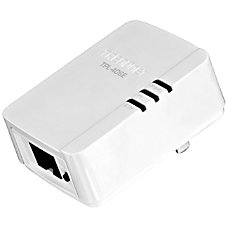 TRENDnet 500 Mbps Compact Powerline AV