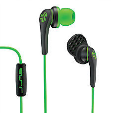 JLab Core Custom Fit Earbuds Green