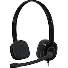Logitech Stereo Headset H151