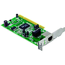 TRENDnet Low Profile Gigabit PCI Adapter