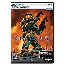 Microsoft Halo 2 Vista Traditional Disc