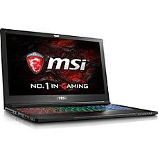 MSI GS63VR Stealth Pro 229 156