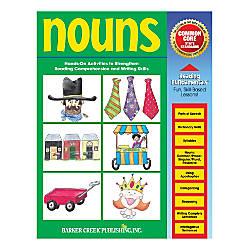 Barker Creek Grammar Activity Book Nouns