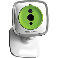 TRENDnet TV IP743SIC Network Camera Color