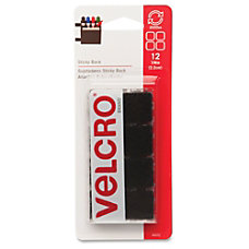 Velcro Adhesive Backed Tape 088 Width