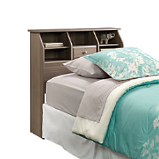 Sauder Shoal Creek Headboard Bookcase Twin