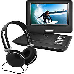 Ematic EPD116 Portable DVD Player 10