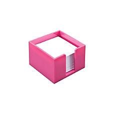 Advantus Desk Candy Memo Holder 3