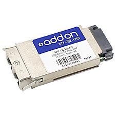 AddOn ZyXEL SFP LX 10 Compatible