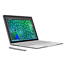 Microsoft Surface Book 135 Touchscreen LCD