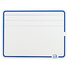 Quartet Education Dry Erase Lap Whiteboards