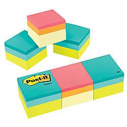 Post it Notes Cubes 2 x