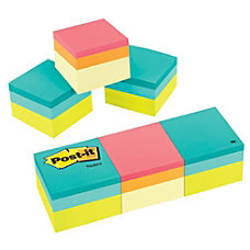 Post it Notes Cubes 2 x