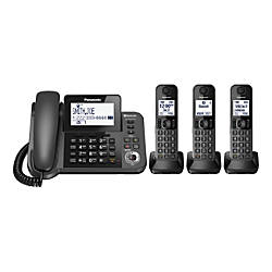 Panasonic Link2Cell Bluetooth DECT 60 CordedCordless