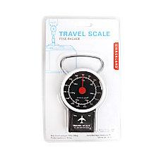 Kikkerland Design Inc Travel Luggage Scale
