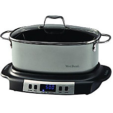 West Bend Versatility 84966 Slow Cooker