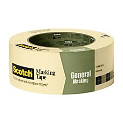 Scotch Greener Masking Tape For Basic