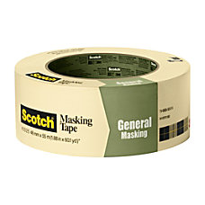 Scotch Greener Masking Tape For Basic