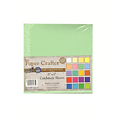 Darice Cardstock Value Pack 8 x