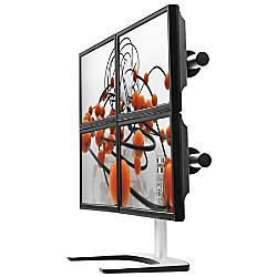 Visidec VFS Q Freestanding Quad Display