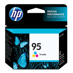 HP 95 Tricolor Ink Cartridge With