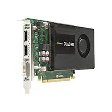HP Quadro K2000 Graphic Card 2