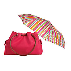 GNBI Tote Umbrella Set 12 H
