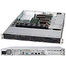 Supermicro SuperChassis SC815TQ 600WB System Cabinet