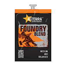 Flavia Alterra Foundry Blend Coffee Packs