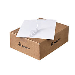 Avery Mailing Labels for Copiers Permanent