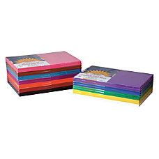 Pacon SunWorks Sampler Construction Paper 12