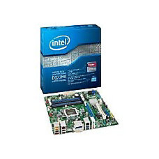 Intel Executive DQ77MK Desktop Motherboard Intel