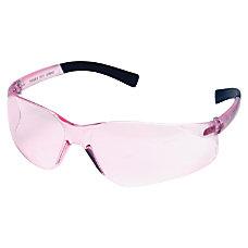 Uvex Impact Frameless Safety Eyewear Pink