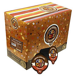 Crazy Cups Coffee Pods Chocolate Chipotle
