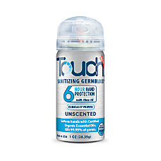 Touch Sanitizing GermBlock For Hands Unscented