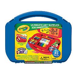 Crayola Ultimate Art Supply Kit Assorted