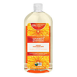 Seventh Generation Hand Wash Refill Mandarin