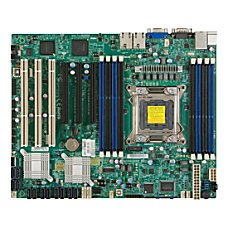 Supermicro X9SRi F Server Motherboard Intel