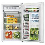 Lorell 33 Cu Ft Compact Refrigerator