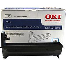 OKI C16 Image Drum Type Cyan