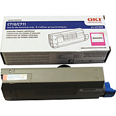 Oki Toner Cartridge Magenta LED 11500