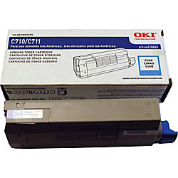 Oki Toner Cartridge LED 11500 Pages