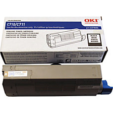 Oki Toner Cartridge Black LED 11000