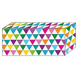 Ashley Color Triangle Design Magnetic Blocks