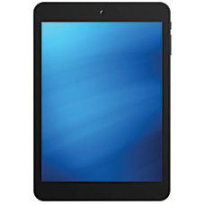NuVision Wi Fi Tablet 785 Screen