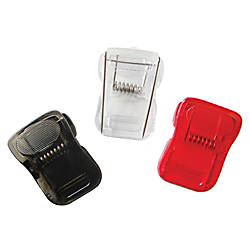 Office Depot Brand Cubicle Clips Assorted