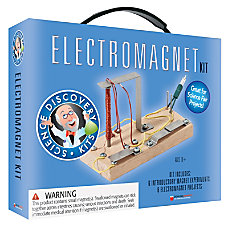 Dowling Magnets Electromagnet Science Kit 2