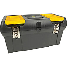 Stanley Bostitch Tool Box With Tray