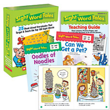 Scholastic Sight Word Tales
